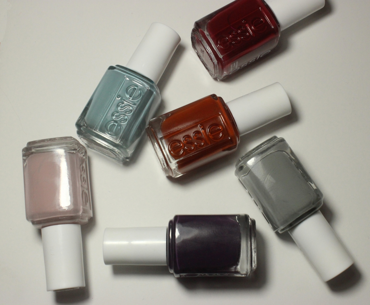 Swatch/Review: Essie Fall 2016 FULL COLLECTION