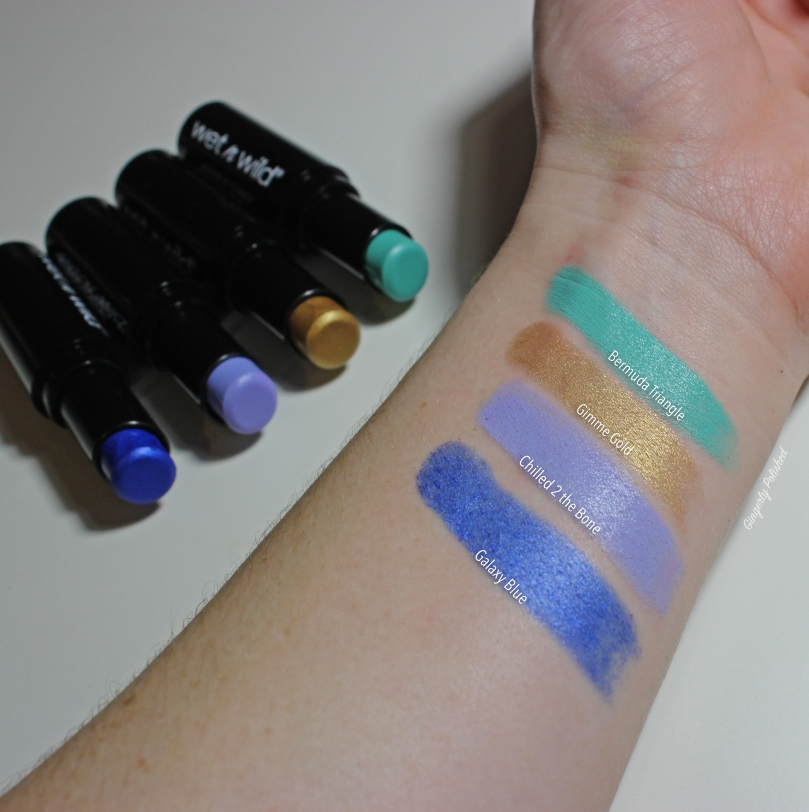 Lipsticks-Swatch
