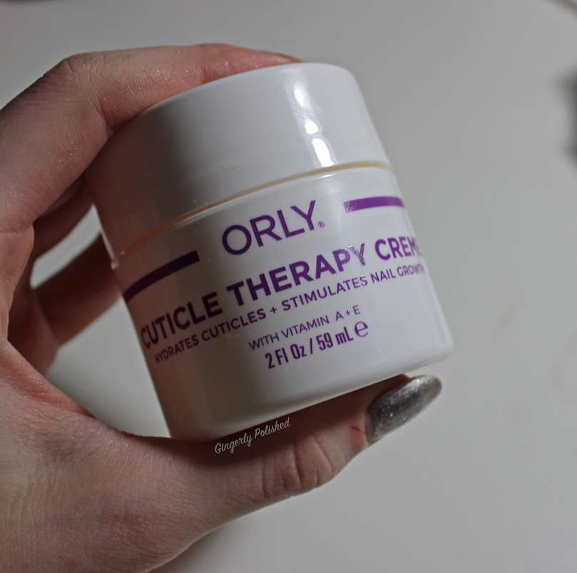 CuticleCream