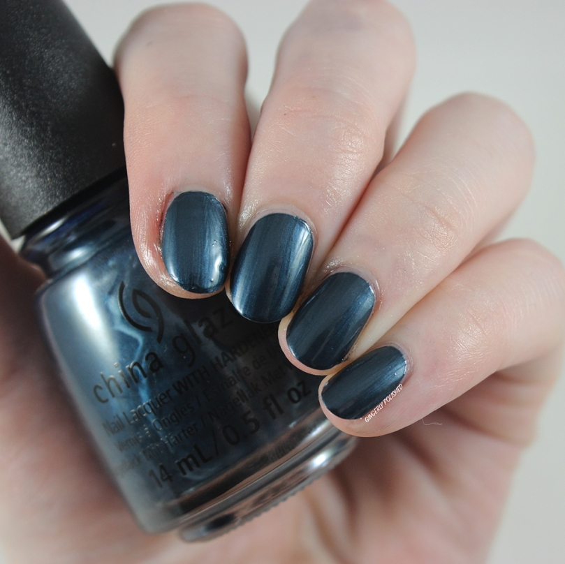 China Glaze Cattle Drive Me Crazy - Gone West Fall 2019