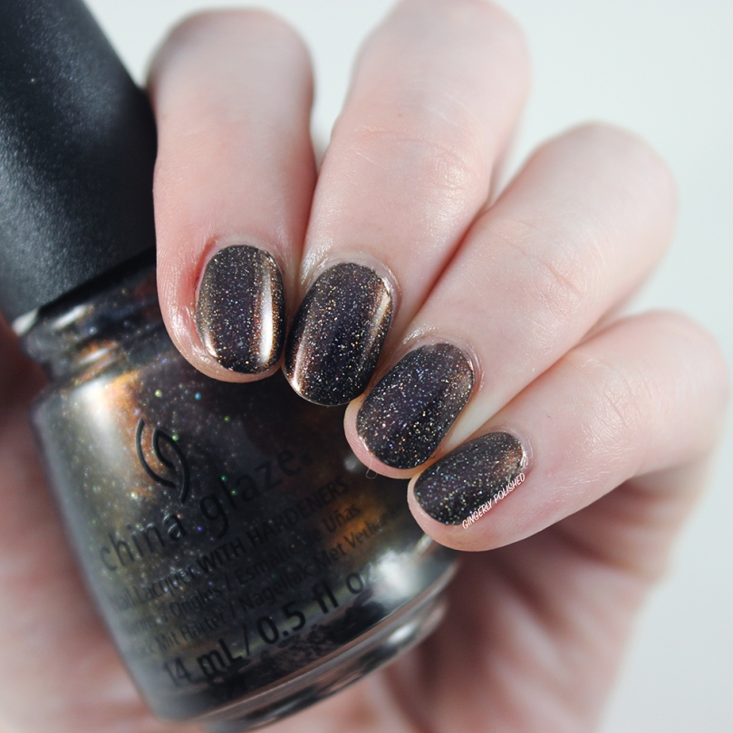 China Glaze Cowboy Bye - Gone West Fall 2019